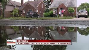 flash flooding causes recurring basement flooding in berkley fix