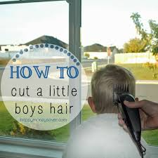 boys hairstyle guide how to cut your little boys hair happy money saver
