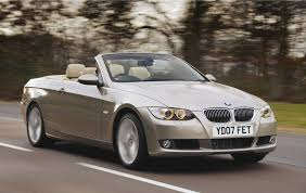 lexus convertible 2008 bmw 3 series convertible review 2007 2013 parkers
