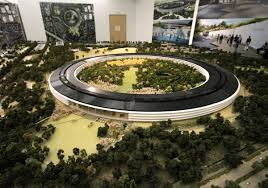 neighbors and fans are curious about apple u0027s massive new hq kcur