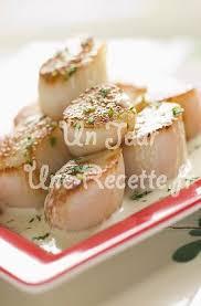 cuisiner des noix de st jacques noix de jacques à la crème citronnée recette facile un