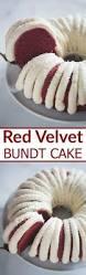 red velvet bundt cake tastes better from scratch