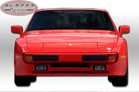 1989 porsche 944 value porsche 944 kbd premier front lip 37 2095