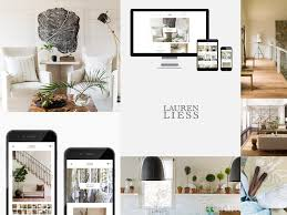 Lauren Liess Interiors Lauren Liess U2014 Candy Black Boutique Design Agency Graphic