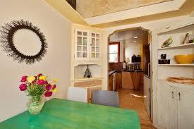 corner hutch look san francisco rustic dining room image ideas