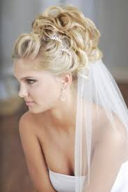 updos for hair wedding wedding updos for hair with vei