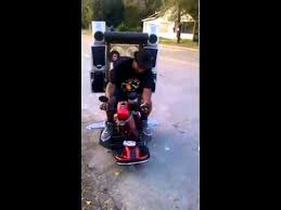 Hoveround Mobility Chair Ghetto Hoveround Youtube