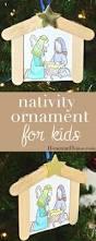 25 nativity ornaments ideas diy nativity