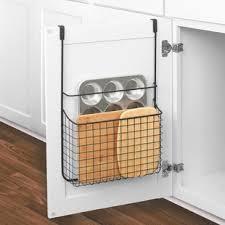 Cabinet Door Basket The Door Basket Organizer Wayfair