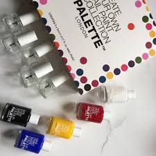 create your own nail polish collection 5pc by palette london