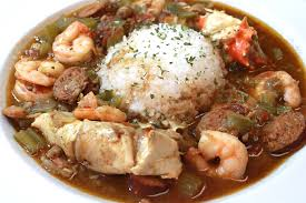 lot of 6 gumbo soup seafood chicken andouille sausage gumbo i recipes