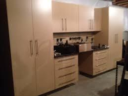 kitchen cabinets workshop hardrock maple basement workshop cabinets modern
