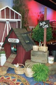 Barn Prop Rwb Party Props Inc Prop Rentals To Full Scale Production And