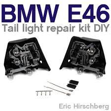 bmw e46 tail light repair eeuroparts com blog
