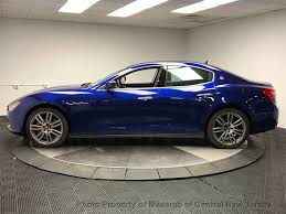 maserati night 2017 new maserati ghibli s q4 3 0l at maserati of central new