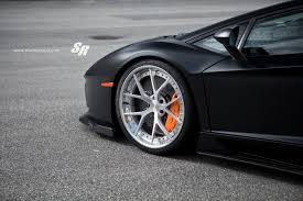 matte black lamborghini matte black lamborghini aventador on pur wheels by sr auto group