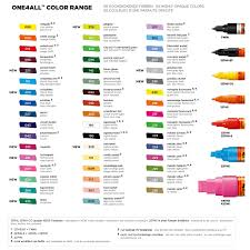 art primo one4all markers molotow markers