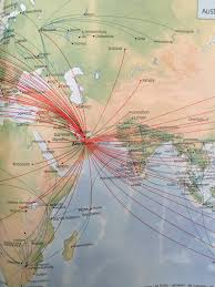 Condor Airlines Route Map by The Timetablist Etihad Route Map September 2016 The Near Asian