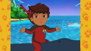 diego diego ocean animal rescuer nick jr uk