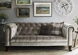 Chesterfield Sofa Fabric Chesterfield Sofas Armchairs Furniture