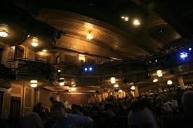 The Winter Garden Theater - inside of the winter garden theater picture of mamma mia on