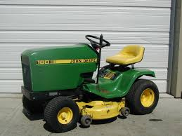 what is the best john deere 160