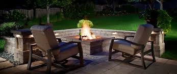 belgard fire pit seating walls professionally installed u2013 paver connection