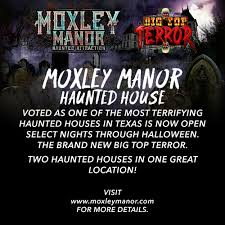 moxley manor haunted attraction 97 9 the beat