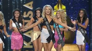 first miss america contestant eliminated from competition