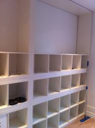 Walk In Closet Shelving by Expedit Walk In Closet Ikea Hackers Ikea Hackers