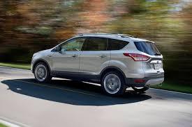 Ford Escape Black - ford escape rules june compact crossover sales