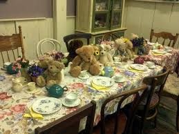 tea party tables tea for children by into my garden tearoom plano