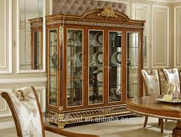 2015 0062 antique living room display showcase