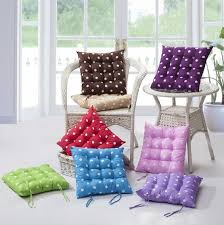Dining Room Chair Cushions Styles And Shapes Home Interiors - Chair cushions for dining room