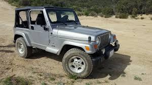 jeep 2001 2001 jeep wrangler 60th anniversary edition tj