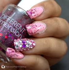 somethings about nail art rhinestone preciouspearlmakeup fandom katy perry