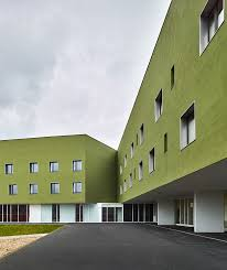 dominique coulon builds green retirement home in france