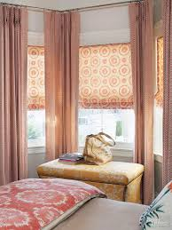 Curtain Designs For Bedroom Windows Window Treatment Styles