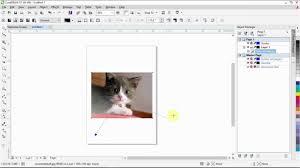 membuat gambar transparan di corel draw x7 cara mudah membuat gambar menjadi transparan di coreldraw youtube