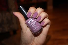 nyc nail polish is a great inexpensive alternative for essie and