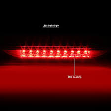jeep grand or dodge durango 17 jeep grand dodge durango led 3rd brake light