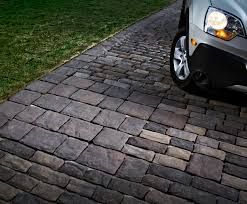 How To Install A Paver How To Remove Tire Marks From Concrete Paver Driveway Guide