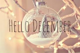 hello december quote with ornament pictures photos and