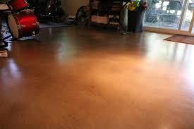 Staining Concrete Basement Floor Basement Gallery Decorative Concrete Resurfacing