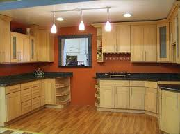 Maple Kitchen Furniture Amusing Best Paint Colors For Kitchen With Maple Cabinets