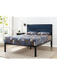 Queen Bed Frames And Headboards by Beds Frames U0026 Bases Amazon Com