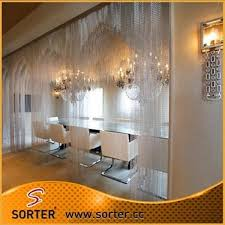 Vertical Blinds Room Divider Sorter U0027s Fly Blind Chain Vertical Blinds Metal Chain Curtain