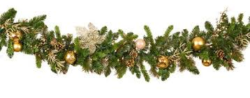 christmas garland battery operated led lights royal gold battery operated led christmas garland warm white lights