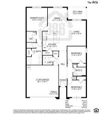 Car Floor Plan Hawks Preserve Floor Plans Port Orange Homes