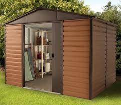 10 X 6 Shed Homebase by Classy 30 Metal Garden Sheds Uk Inspiration Design Of Metal Shed